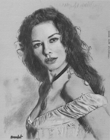 Catherine Zeta-Jones por baudet